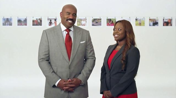 Strayer University TV Spot, 'We Major in You' Feat. Steve Harvey
