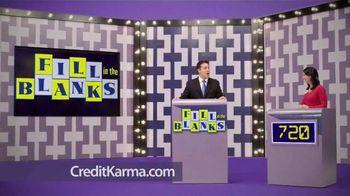 Credit Karma TV Spot, \'Fill in the Blanks\'