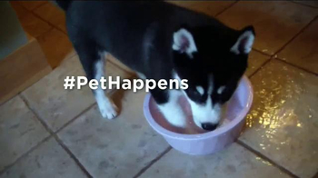 Bissell TV Spot, 'Pet Happens: Husky' - Thumbnail 3
