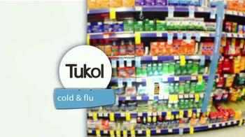 Tukol Multi-Symptom Cold TV Spot, 'Alivio Rápido' [Spanish] - Thumbnail 9