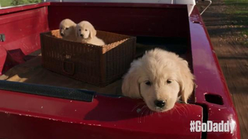GoDaddy Super Bowl 2015 TV Spot, 'Journey Home' - 20 commercial airings