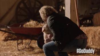 GoDaddy Super Bowl 2015 TV Spot, 'Journey Home' - Thumbnail 7