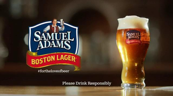 Samuel Adams Boston Lager TV Spot, 'History Channel: Sons of Liberty' - Thumbnail 10