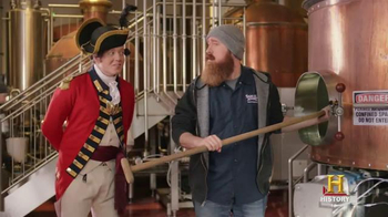 Samuel Adams Boston Lager TV Spot, 'History Channel: Sons of Liberty' - Thumbnail 4