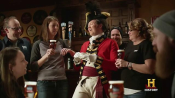 Samuel Adams Boston Lager TV Spot, 'History Channel: Sons of Liberty' - Thumbnail 8
