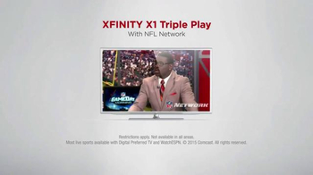 XFINITY Triple Play TV Spot, 'Best Seats to Super Bowl XLIX' - Thumbnail 9