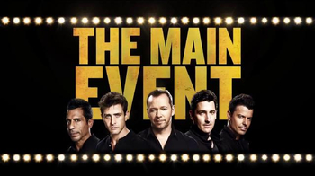 The Main Event Tour TV Spot, 'New Kids On the Block, TLC and Nelly' - 2 commercial airings