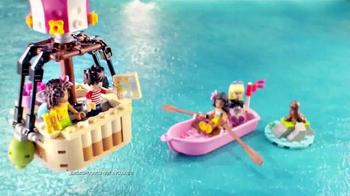 LEGO Friends Heartlake Light House and Hot Air Balloon TV Spot, 'Ice Cream' - Thumbnail 2