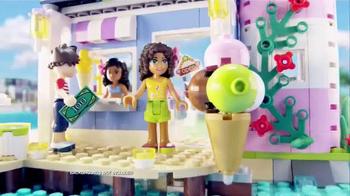 LEGO Friends Heartlake Light House and Hot Air Balloon TV Spot, 'Ice Cream' - Thumbnail 4