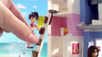 LEGO Friends Heartlake Light House and Hot Air Balloon TV Spot, 'Ice Cream' - Thumbnail 5