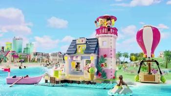 LEGO Friends Heartlake Light House and Hot Air Balloon TV Spot, 'Ice Cream' - Thumbnail 6