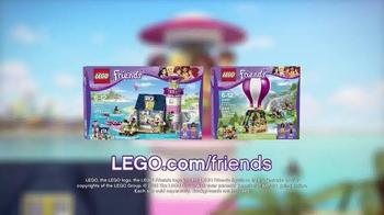 LEGO Friends Heartlake Light House and Hot Air Balloon TV Spot, 'Ice Cream' - Thumbnail 8