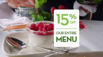 Carrabba's Grill TV Spot, 'All Our Best' - Thumbnail 8
