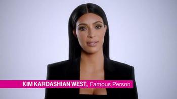 T-Mobile Super Bowl 2015 TV Spot, 'Kim's Data Stash' Ft Kim Kardashian West - Thumbnail 2