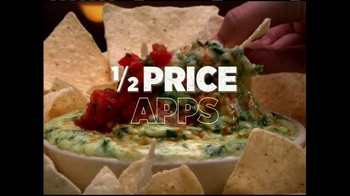 Applebee's TV Spot, 'Late Night Prices' Song by Black Pistol Fire - 727 commercial airings