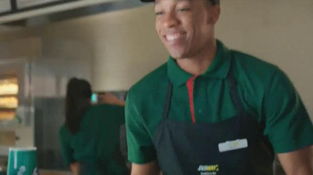 Subway Simple Six TV Spot, 'Mud Run' - Thumbnail 5