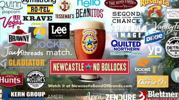 Newcastle Brown Ale TV Spot, '37 Brands, One Big Game Ad' - Thumbnail 10