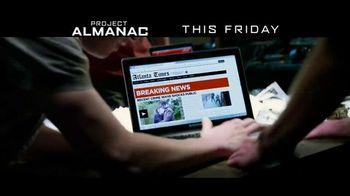 Project Almanac - Alternate Trailer 18