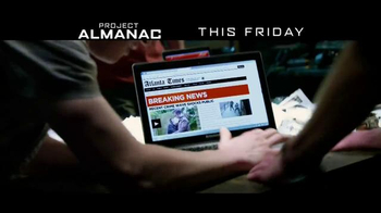 Project Almanac - Alternate Trailer 18