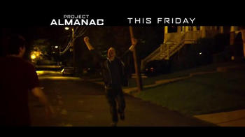 Project Almanac - Alternate Trailer 20
