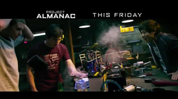 Project Almanac - Alternate Trailer 19