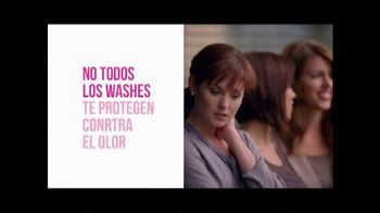 Vagisil Odor Block Protection Wash TV Spot, 'La Manera Dura' [Spanish]