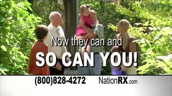 Nationwide RX Advocates TV Spot, 'Affordable Brand Name Medications'