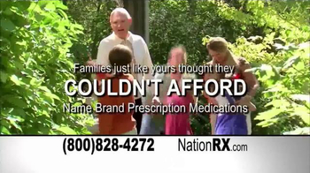 Nationwide RX Advocates TV Spot, 'Affordable Brand Name Medications' - Thumbnail 1