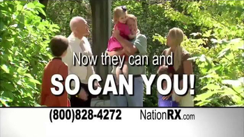 Nationwide RX Advocates TV Spot, 'Affordable Brand Name Medications' - Thumbnail 2