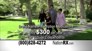 Nationwide RX Advocates TV Spot, 'Affordable Brand Name Medications' - Thumbnail 3