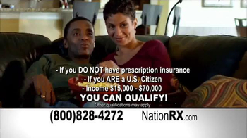 Nationwide RX Advocates TV Spot, 'Affordable Brand Name Medications' - Thumbnail 4
