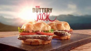 Jack in the Box Buttery Jack Burgers Super Bowl 2015 TV Spot, 'Legendary' - Thumbnail 10