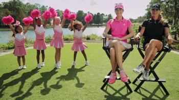 LPGA TV Spot, 'Inspired: See Why It's Different Out Here' - Thumbnail 8