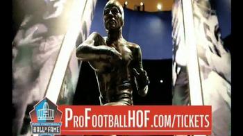 2015 Pro Football Hall of Fame TV Spot, 'Football Heaven' - Thumbnail 6
