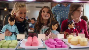 American Girl 2015 Girl of the Year TV Spot, 'Discover the Story of Grace'