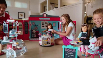American Girl 2015 Girl of the Year TV Spot, 'Discover the Story of Grace' - Thumbnail 5