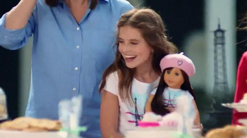 American Girl 2015 Girl of the Year TV Spot, 'Discover the Story of Grace' - Thumbnail 8