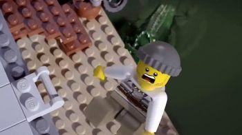 LEGO City TV Spot, 'Catch the Swamp Crook'