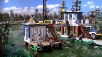 LEGO City TV Spot, 'Catch the Swamp Crook' - Thumbnail 2