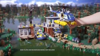 LEGO City TV Spot, 'Catch the Swamp Crook' - Thumbnail 5
