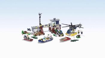 LEGO City TV Spot, 'Catch the Swamp Crook' - Thumbnail 6