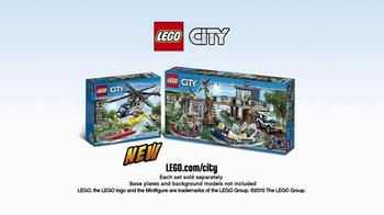 LEGO City TV Spot, 'Catch the Swamp Crook' - Thumbnail 7