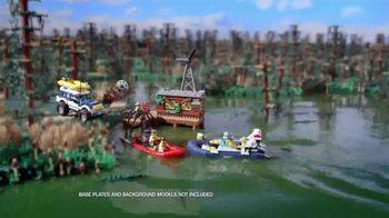 LEGO City TV Spot, 'My City Swamp Police'