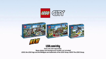 LEGO City TV Spot, 'My City Swamp Police' - Thumbnail 8