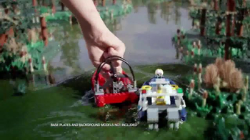 LEGO City TV Spot, 'My City Swamp Police' - Thumbnail 2