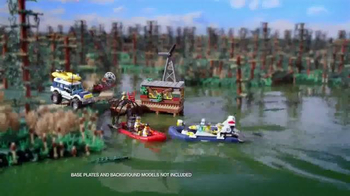 LEGO City TV Spot, \'My City Swamp Police\'