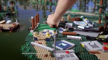 LEGO City TV Spot, 'My City Swamp Police' - Thumbnail 5