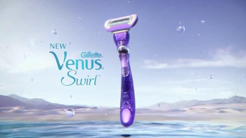 Venus Swirl TV Spot, 'Contours Over Curves' - Thumbnail 4