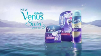 Venus Swirl TV Spot, 'Contours Over Curves' - Thumbnail 9