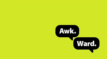 Straight Talk Wireless Bring Your Own Phone Plan TV Spot, 'Awk. Ward.'